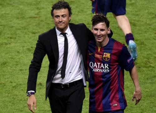 Chỉ cần chân trái, Messi lập hat-trick thứ 33 cho Barca - 3