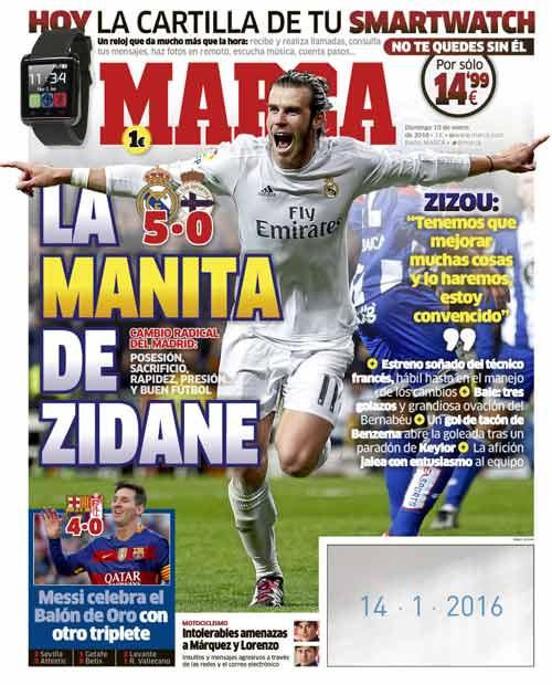 """Zidane được gọi là """"biệt dược"""" với Real Madrid - 1"""