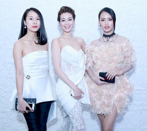 Hoa hậu Hương Giang khoe vẻ trẻ trung với tóc ngắn - 8