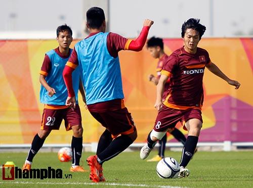 U23 VN: Chiếc áo không số & cơ hội của Tuấn Anh - 6