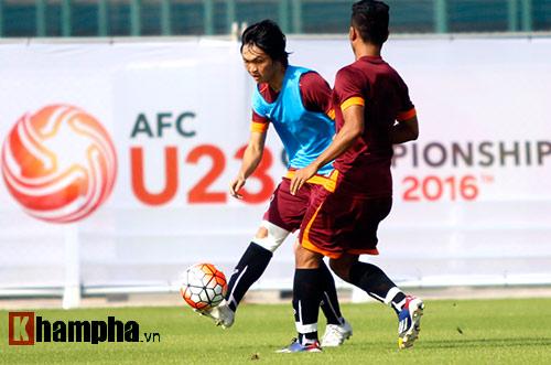 U23 VN: Chiếc áo không số & cơ hội của Tuấn Anh - 7