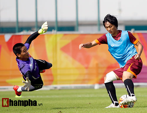 U23 VN: Chiếc áo không số & cơ hội của Tuấn Anh - 8
