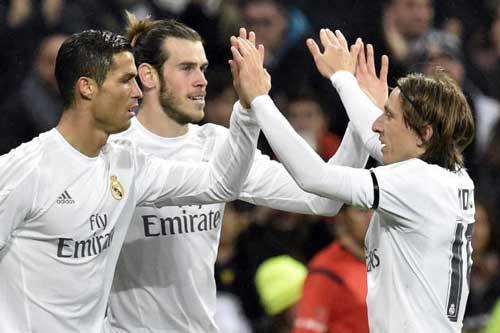 Real: Qua thời đại Ronaldo, chào kỉ nguyên Bale - 1