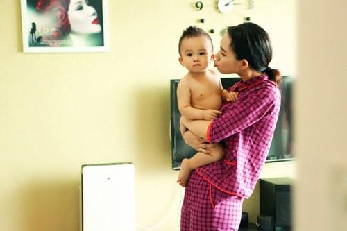 Cuộc sống giản dị của bà mẹ đơn thân xinh đẹp Thanh Trúc - 7