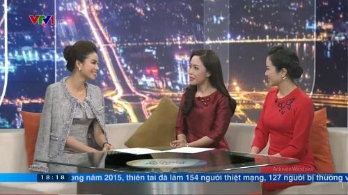Phạm Hương tiết lộ hậu trường Hoa hậu Hoàn vũ 2015 - 2