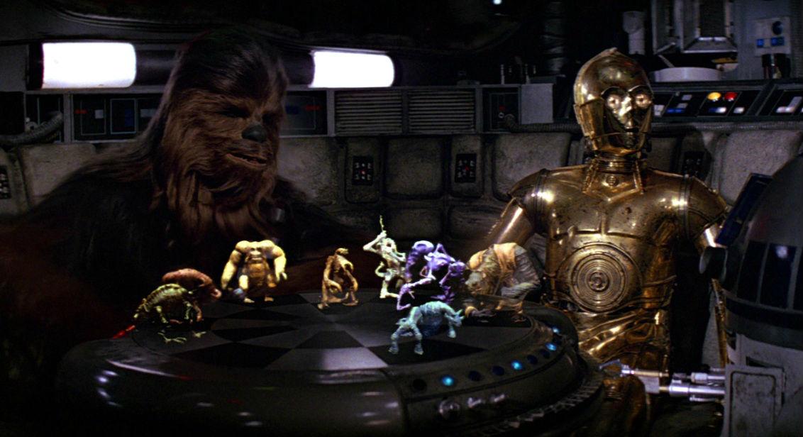 Những bí mật giờ mới bật mí trong 'Star Wars 7' - 1
