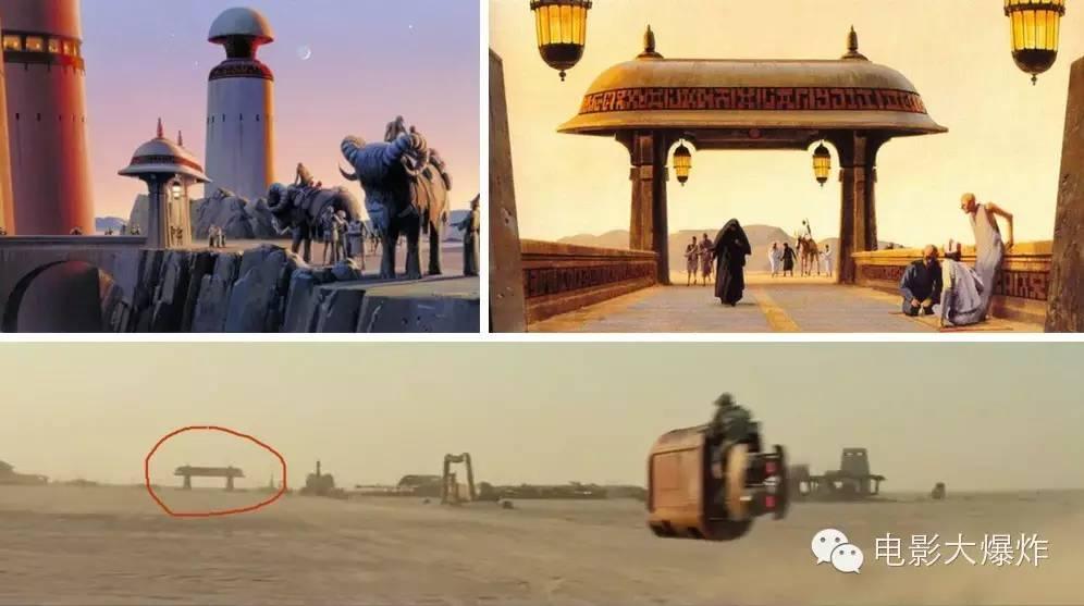 Những bí mật giờ mới bật mí trong 'Star Wars 7' - 5