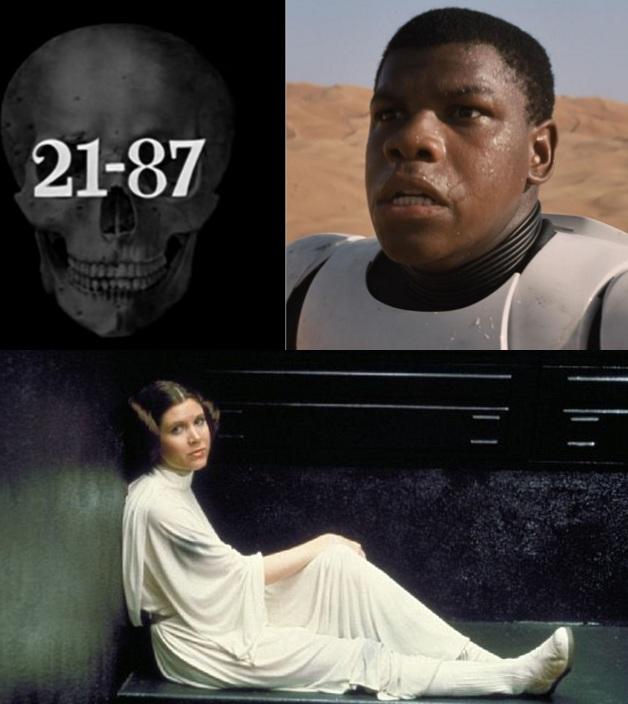 Những bí mật giờ mới bật mí trong 'Star Wars 7' - 6