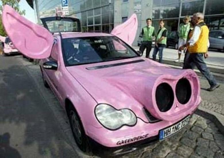 """Những chiếc xe có hình dáng """"độc, dị"""" nhất quả đất (P2) - 6"""