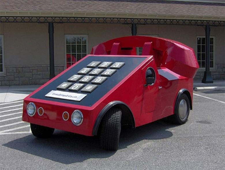 """Những chiếc xe có hình dáng """"độc, dị"""" nhất quả đất (P2) - 3"""