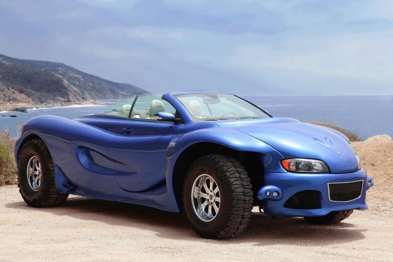 """Những chiếc xe có hình dáng """"độc, dị"""" nhất quả đất (P2) - 2"""