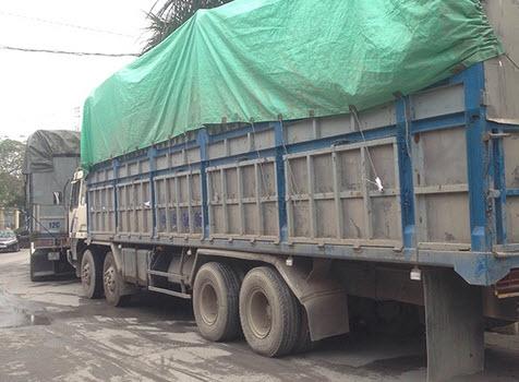 Gần 200 tấn hàng hóa Trung Quốc in mác Châu Âu - 1