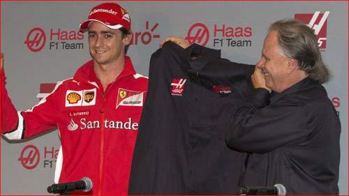 F1: Tân binh sẵn sàng tạo dấu ấn - 1