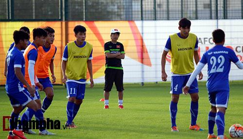 U23 VN: HLV Miura cử trợ lý làm nhiệm vụ đặc biệt - 3