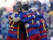 """Bóng đá - Barca: Điểm tựa M-S-N & """"khối óc"""" Enrique"""