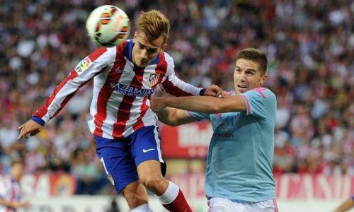 Celta Vigo - Atletico Madrid: Hiệp 2 lột xác - 1