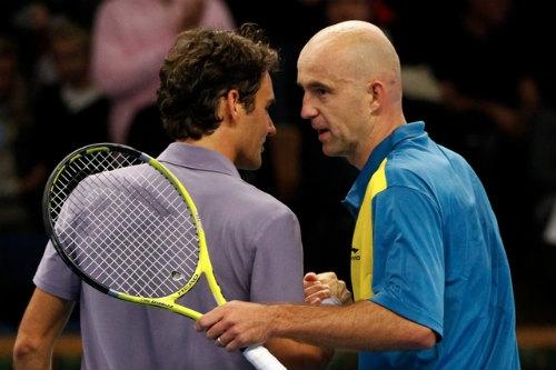 Federer: Khi thay tướng vẫn chưa đổi vận - 3