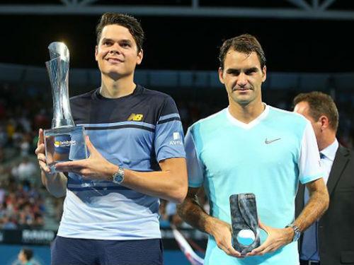 Federer: Khi thay tướng vẫn chưa đổi vận - 2
