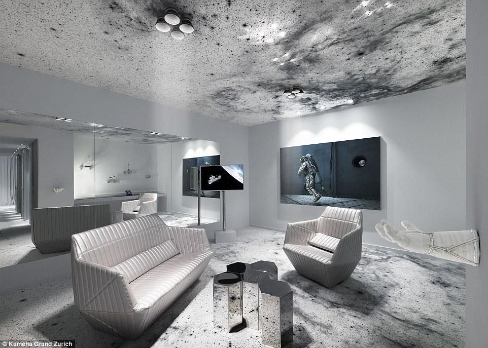 Khách sạn với những căn phòng thiết kế độc lạ ở Thụy Sĩ - 2