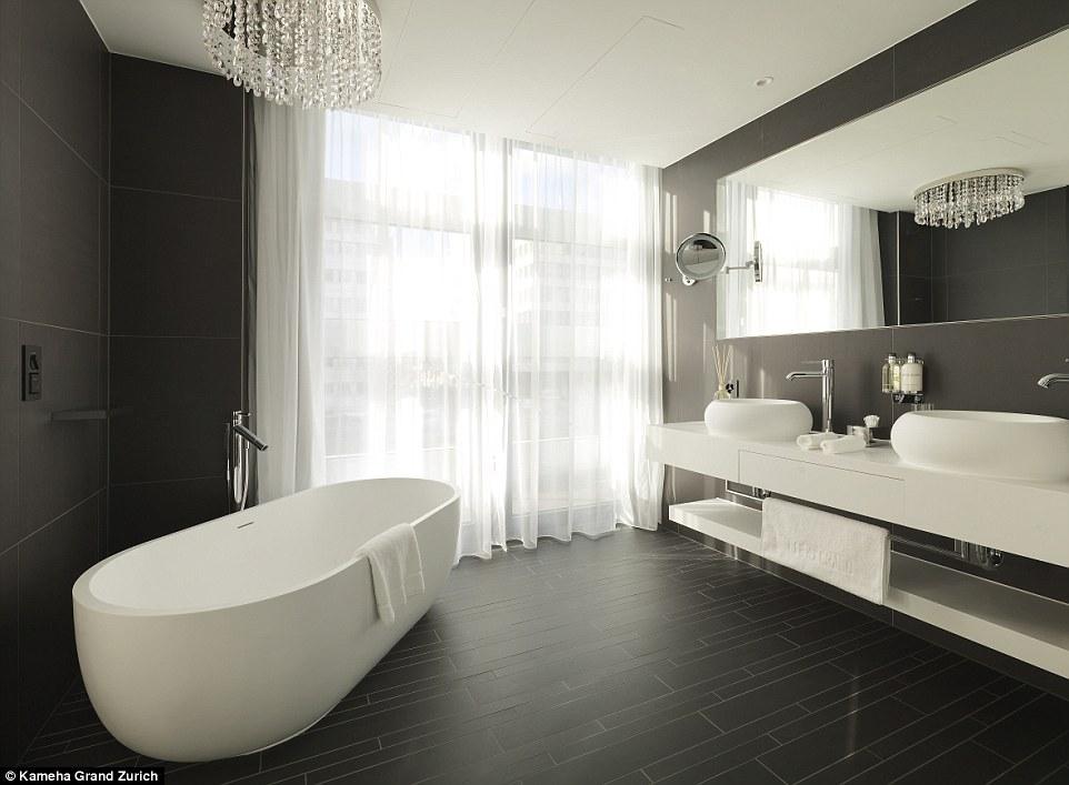 Khách sạn với những căn phòng thiết kế độc lạ ở Thụy Sĩ - 6