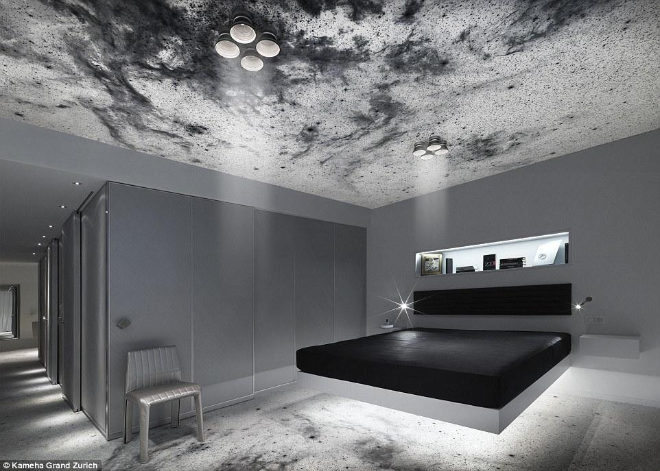 Khách sạn với những căn phòng thiết kế độc lạ ở Thụy Sĩ - 7