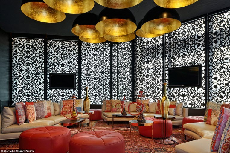Khách sạn với những căn phòng thiết kế độc lạ ở Thụy Sĩ - 14