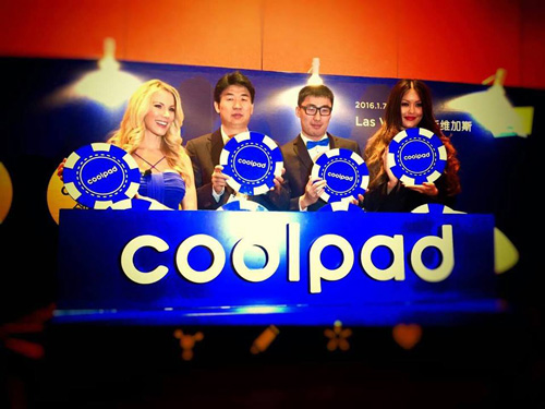 Coolpad công bố thay đổi bộ nhận dạng thương hiệu mới tại CES 2016 - 1