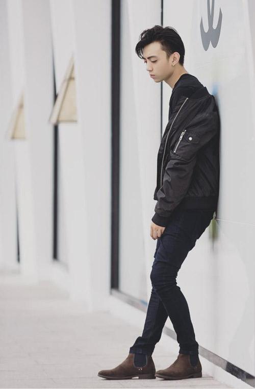 Gu thời trang như sao Hàn của trai đẹp 'The Remix 2016' - 2