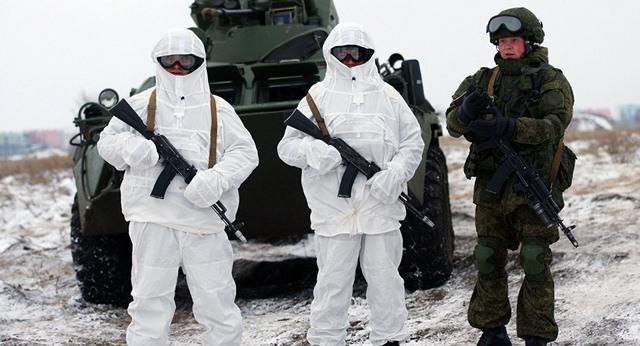 """Áo giáp biến lính Nga thành """"siêu nhân"""" - 1"""
