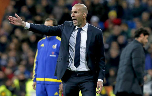 Real đại thắng, Zidane lập kỷ lục 50 năm qua - 1