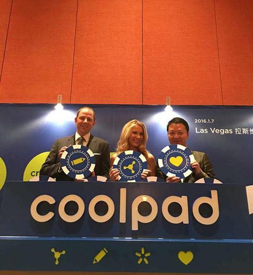 Coolpad công bố thay đổi bộ nhận dạng thương hiệu mới tại CES 2016 - 6