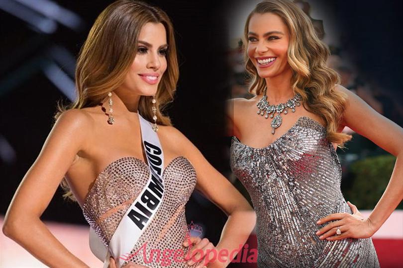 Hoa hậu Colombia 'lên sóng' talk show của MC 'tội đồ' - 2