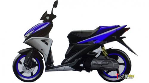 Lộ ảnh tân binh 125cc của Yamaha - 1