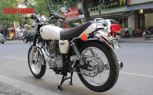 Yamaha SR400, xế cổ tái xuất - 2