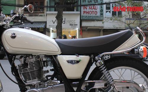 Yamaha SR400, xế cổ tái xuất - 9