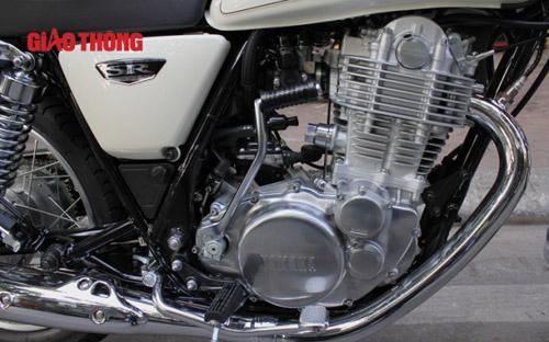 Yamaha SR400, xế cổ tái xuất - 11