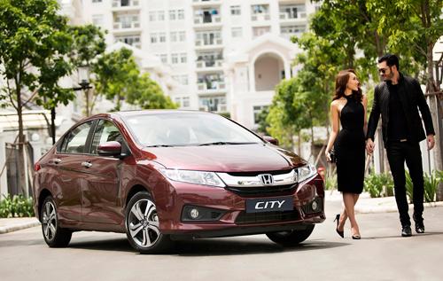 Honda Việt Nam tri ân đặc biệt khách hàng mua xe City 2016! - 2