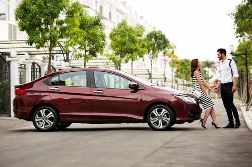 Honda Việt Nam tri ân đặc biệt khách hàng mua xe City 2016! - 3