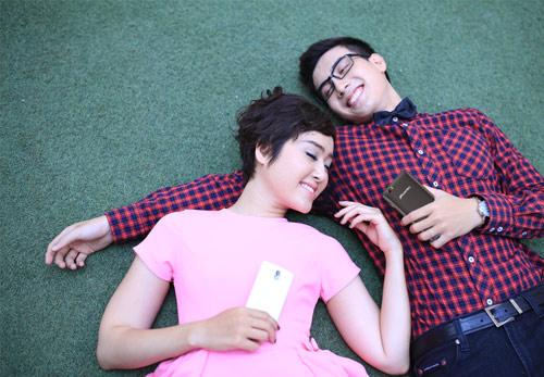 Mua smartphone 2 sim Bavapen B505 rinh bia mừng năm mới - 5