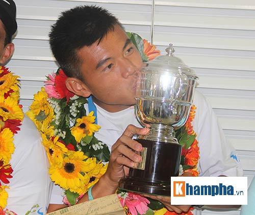 """BXH tennis 11/1: Hoàng Nam nhận """"lộc"""" đầu năm - 1"""
