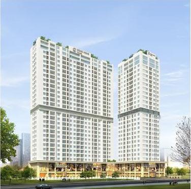 Khai trương nhà mẫu chung cư HongKong Tower - 1