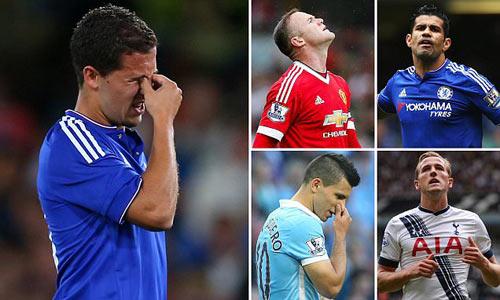 Danh hiệu QBV: Nỗi thèm khát của Premier League - 2