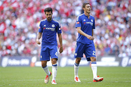 "Chelsea: Khi Hiddink ""phù phép"" Fabregas - 1"