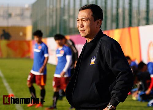 """U23 VN: Sợ bị """"do thám"""", HLV Miura tung chiêu độc - 1"""