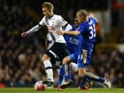 Bóng đá - Tottenham – Leicester: Kịch tính đến phút chót