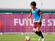 Bóng đá - U23 VN: Ly kỳ chuyện Tuấn Anh mừng rơi nước mắt