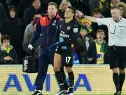 Bóng đá - Tin HOT tối 11/1: HLV Wenger ngăn Sanchez tái xuất