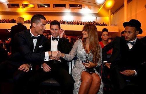Ronaldo – Messi chẳng ai bầu cho ai - 3