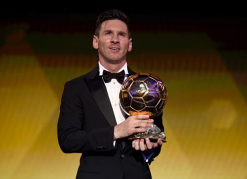 Quả bóng Vàng thứ 5, QBV đặc biệt nhất của Messi - 1