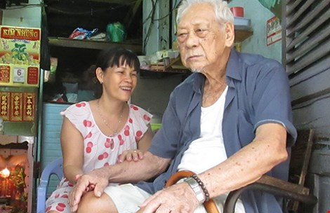 Sài Gòn có 371 cụ trên trăm tuổi - 1